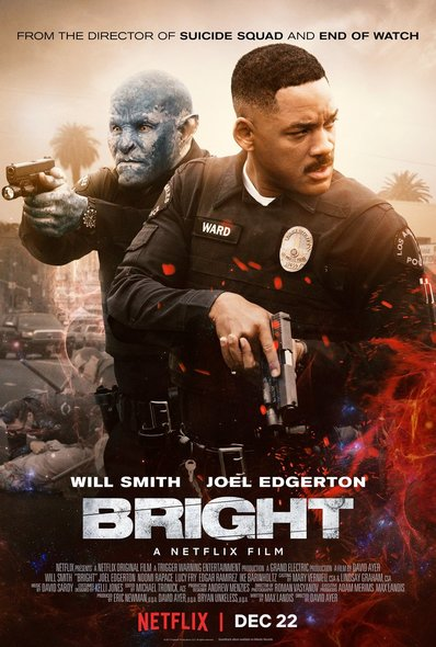 Review: Bright (on Netflix) - The home of Lorna Lockheed